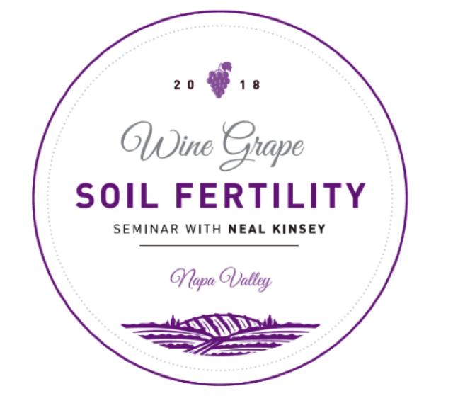 Wine Grape Soil Fertility Seminar with Neal Kinsey